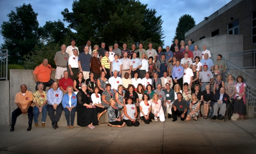 2010 Class Reunion Photo